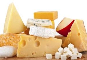 Freezing Cheese
