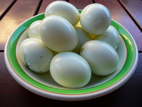 can you freeze hard boiled eggs  how to freeze your