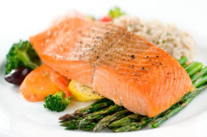 Can you freeze cooked salmon how to freeze your for How to cook salmon fish