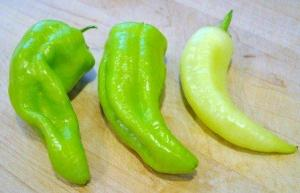 Can you freeze banana peppers?