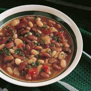 Can you freeze bean soup?