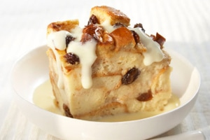 Can you freeze bread pudding?