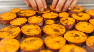 Can you freeze cooked sweet potatoes?