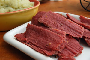 Can you freeze corned beef?