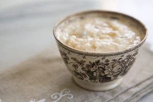 Can you freeze rice pudding?