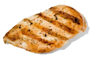 Can you freeze cooked chicken breast?