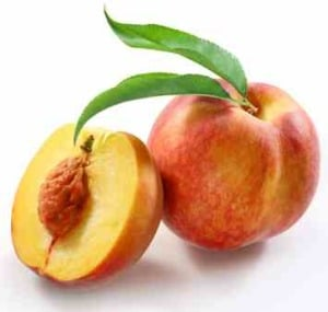 How to freeze fresh peaches?