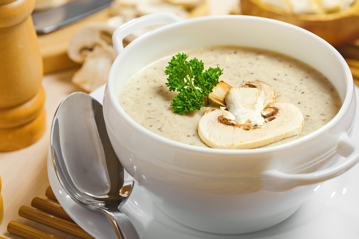 Can You Freeze Mushroom Soup How To Freeze Your Favourite Food,Caffeine Withdrawal Symptoms Fever