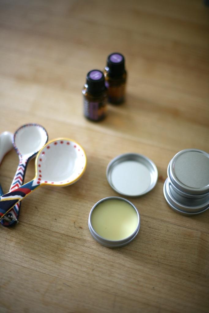 All natural solid perfume diy