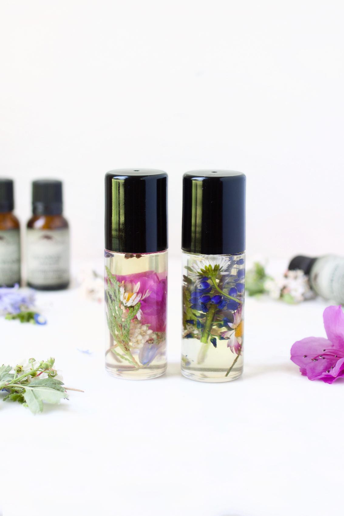 Easy diy roll on perfume
