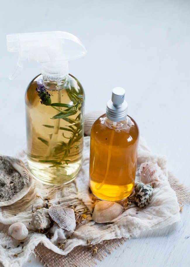 Sea spray for hair and body