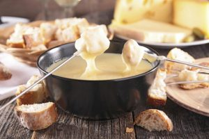 cheese-fondue
