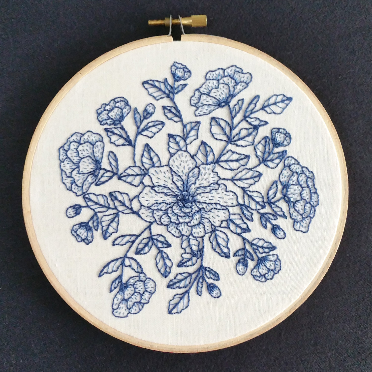 Mother's day gift guide embroidery hoop