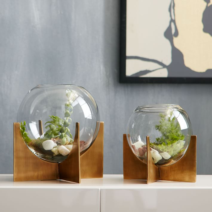 Mother's day gift guide terrarium