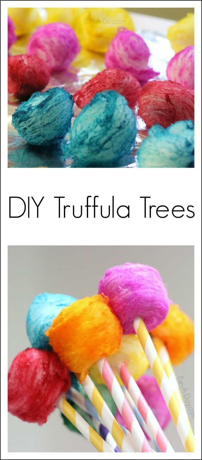 Diy trufula trees