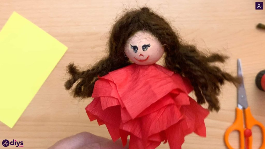 Diy pencil puppet