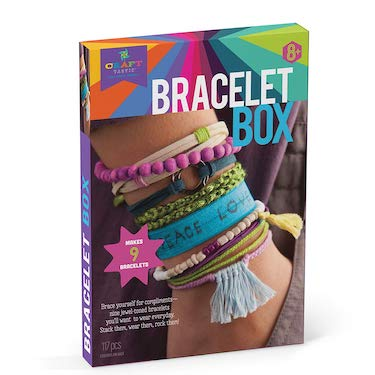 Craft tastic – bracelet box