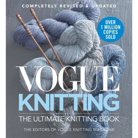 Vogue knitting—the ultimate knitting book